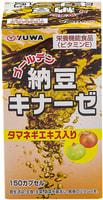 """Yuwa """"Золотой Натто"""" Биологически активная добавка к пище, 420 мг., 150 капсул."""
