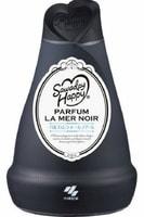 """Kobayashi """"Sawaday Happy Parfum La Mer Noir"""" Освежитель воздуха для комнаты, со свежим ароматом цветов и моря, 150 г."""