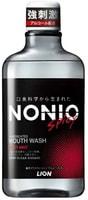 """Lion """"Nonio"""" Ежедневный зубной ополаскиватель, с длительной защитой от неприятного запаха, аромат пряностей и мяты, 600 мл."""