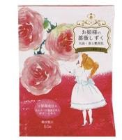 """Kokubo """"Novopin Princess Bath Time"""" Соль для принятия ванны, с ароматом розовых лепестков, 50 г."""