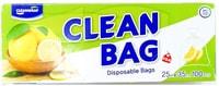 Clean Wrap Пакеты фасовочные в коробке с клапаном для закрывания, тонкие, 25 х 35 см, 100 шт.
