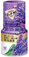 "Earth Biochemical ""Sukki-ri!"" Жидкий дезодорант-ароматизатор для комнаты, с цветочным ароматом, ""Великолепная лаванда"", 400 мл."