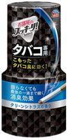 "Earth Biochemical ""Sukki-ri!"" Жидкий дезодорант-ароматизатор для комнаты, с фруктовым ароматом, от запаха табака, ""Цитрус"", 400 мл."