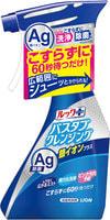 """Lion """"Look Plus"""" Чистящее средство для ванной комнаты быстрого действия, аромат трав и мяты + ионы серебра, спрей, 500 мл."""