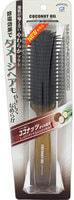 """Ikemoto """"Coconut Blow Styling Brush"""" Щетка для волос с кокосовым маслом, 1 шт."""