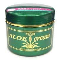 """To-Plan """"Aloe Skin Cream"""" Крем для лица с экстрактом алоэ, с добавлением коллагена и сквалана, 220 гр."""