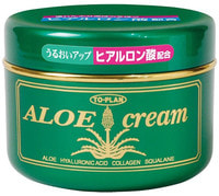 """To-Plan """"Aloe Skin Cream"""" Крем для лица с экстрактом алоэ, с гиалуроновой кислотой, коллагеном и скваланом, 170 гр."""