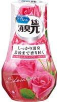 """Kobayashi """"Shoshugen Fairy Rose"""" Жидкий дезодорант для туалета """"Сказочная роза"""", с элегантным ароматом роз, 400 мл."""
