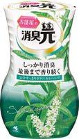 """Kobayashi """"Shoshugen Fairy Botanical Herbs"""" Жидкий дезодорант для комнаты """"Ботаника"""", с ароматом вербены, мускуса и цитрусовых, 400 мл."""