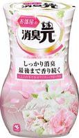 """Kobayashi """"Shoshugen for Room Whitey Floral"""" Жидкий дезодорант для комнаты """"Белые цветы"""", с цветочно-фруктовым ароматом, 400 мл."""