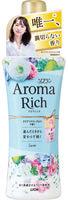 """Lion """"Aroma Rich Sarah"""" Кондиционер для белья с ароматом груши, ландыша и водяной лилии, бутылка с колпачком-дозатором, 520 мл."""