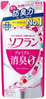 """Lion """"Soflan Premium Floral Aroma"""" Кондиционер для белья с цветочно-ягодным ароматом, мягкая упаковка, 420 мл."""