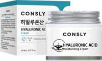 """Consly """"Hyaluronic Acid Moisturizing Cream"""" Крем для лица увлажняющий с гиалуроновой кислотой, 70 мл."""
