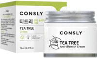 """Consly """"Tea Tree Anti-Blemish Cream"""" Крем для проблемной кожи с экстрактом чайного дерева, 70 мл."""