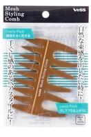 "Vess ""Mesh Styling Comb"" Гребень с широкими зубчиками для укладки волос."