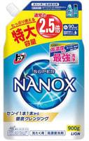 """Lion """"TOP Super Nanox"""" Гель для стирки, концентрат, мягкая упаковка с крышкой, 900 гр."""