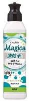 """Lion """"Charmy Magica+"""" Средство для мытья посуды, концентрированное, с ароматом цитруса и мяты, дозатор, 220 мл."""