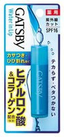 "Mandom ""Gatsby Water in Lip"" Мужской увлажняющий стик для губ с УФ-защитой, SPF 16, 5 гр."