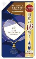 """Nissan """"Fine Fragrance Homme"""" Антистатический кондиционер для белья с красивым мускатным ароматом чая с бергамотом, сменная упаковка, 800 мл."""