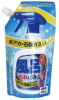"Yuwa ""Home Care Series for Bath Stains"" Чистящее средство для ванной комнаты против известкового налета, мягкая упаковка, 400 мл."