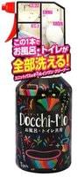 """Yuwa """"Docchi-Mo"""" Чистящее средство для ванной комнаты и туалета, с ароматом мяты, спрей, 500 мл."""