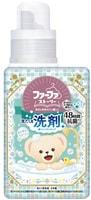 """Nissan """"Story Detergent Foam Wash"""" Жидкое средство для стирки """"Ароматная История"""", с антибактериальным эффектом и легким пудровым ароматом, бутылка с колпачком-дозатором, 400 г."""