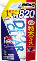 """KAO """"Magiсclean"""" Пенящееся чистящее и дезодорирующее средство для ванной с ароматом цитрусов, с мощным дезодорующим и антибактериальным эффектом, мягкая упаковка, 820 мл."""