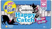 """Unicharm """"Center-in Happy Catch"""" Гигиенические прокладки для девочек-подростков """"Super"""", 26 см, с крылышками, пачка, 18 шт."""
