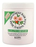 DIME NATURAL HERB ROSEHIPS TREATMENT HAIR PACK / Маска для волос на основе натуральных растительных компонентов, 800 гр.
