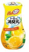 """KOBAYASHI """"Shoshugen"""" Жидкий дезодорант для туалета с ароматом лимона, 400 мл."""