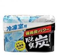 """ST Серия """"Dashshuutan"""" - Желеобразный дезодорант с древесным углем """"Бинчотан"""" для морозильной камеры холодильника, 70 гр."""