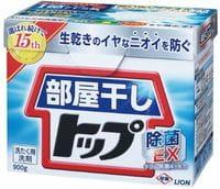 LION Стиральный порошок «ТОП» для сушки белья и одежды в помещении, 900 ГР.