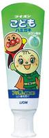 LION Детская зубная паста слабообразивная, со вкусом дыни, 40 гр.