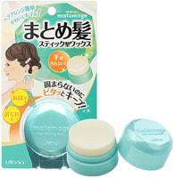 UTENA «Matomage» Воск для волос с маслом камелиии и витамином Е, сильная фиксация, 13 гр.