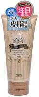 MEISHOKU PORERINA FACE WASH / Пена для умывания и очищения пор (для проблемной кожи), 100 гр.