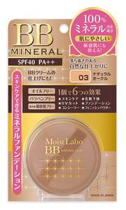 MOISTO-LABO MINERAL FOUNDATION / Пудра рассыпчатая минеральная (натуральная охра).