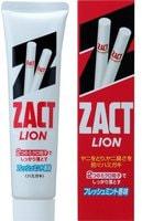 "LION Зубная паста антибактериальная ""ZACT Fresh Savory Mint"", 150 гр."