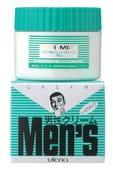 UTENA «Men's» Увлажняющий крем после бритья для сухой и чувствительной кожи c хлорофилом, 60 гр.