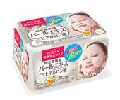 """UTENA """"Puresa Daily"""" Маска-салфетка с экстрактом жемчуга и гиалуроновой кислотой, 28 шт."""