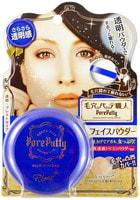 SANA PORE PUTTY FACE POWDER / Пудра компактная для лица (прозрачная).
