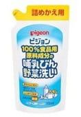 PIGEON Средство для мытья бутылочек, овощей и фруктов, сменный блок, 700 мл.