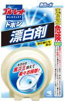 """Kobayashi """"Bluelet Dobon Cleaning Bleach"""" Очищающая и дезодорирующая таблетка для бачка унитаза, с отбеливающим эффектом, 120 гр."""