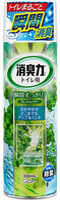 """ST """"Shoushuuriki"""" Спрей-освежитель воздуха для туалета с ароматом яблочной мяты, 330 мл."""