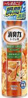 """ST """"Shoushuuriki"""" Спрей-освежитель воздуха для туалета, с антибактериальным эффектом, с ароматом апельсина, 330 мл."""