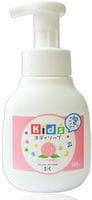 SK Kids Детское пенное мыло для тела с ароматом персика, 300 мл.