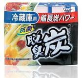 """ST """"Dashshuutan"""" Желеобразный дезодорант с древесным углем """"Бинчотан"""" для основной камеры холодильника, 140 гр."""