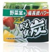 """ST """"Dashshuutan"""" Желеобразный дезодорант с древесным углем """"Бинчотан"""" для овощной камеры холодильника, 140 гр."""