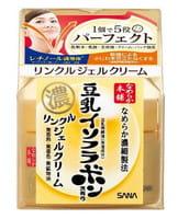 "SANA ""SOY MILK HARITSUYA CREAM"" Увлажняющий крем с изофлавонами сои и ретинолом, 100 гр."