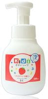 SK Kids Детское пенное мыло для тела с ароматом клубники, 300 мл.