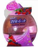 """ST """"Shoushuu Pot"""" Дезодорант – ароматизатор """"Ценная ягода"""" на основе желе для туалета с ягодным ароматом, 270 гр."""